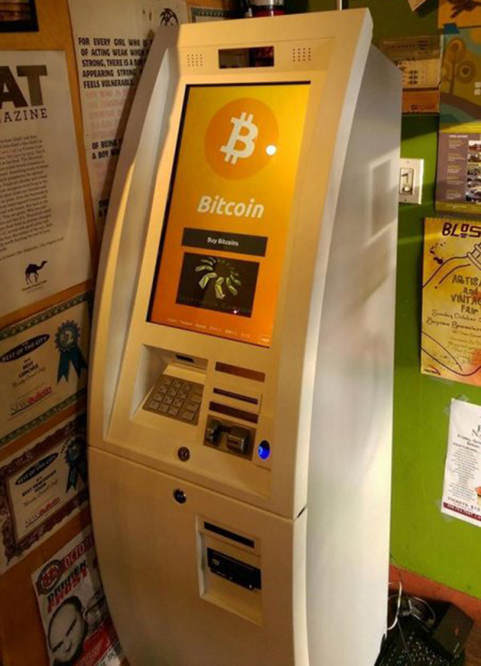 Genesis Coin at Thirsty Camel Cafe