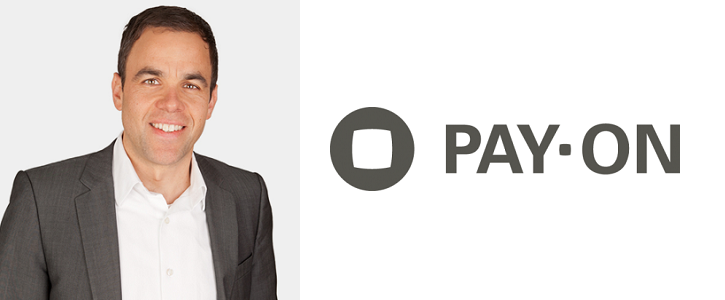 PAY.ON Founder and CEO Markus Rinderer