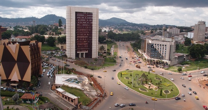 Yaounde, the capital of Cameroon