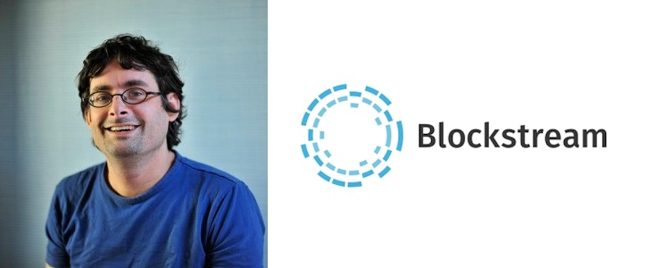Pieter sipa Wuille, Core developer and Blockstream co-founder