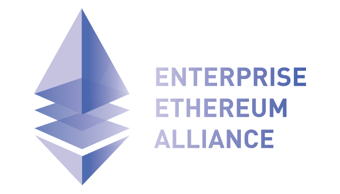 Das Logo der Enterprise Ethereum Alliance