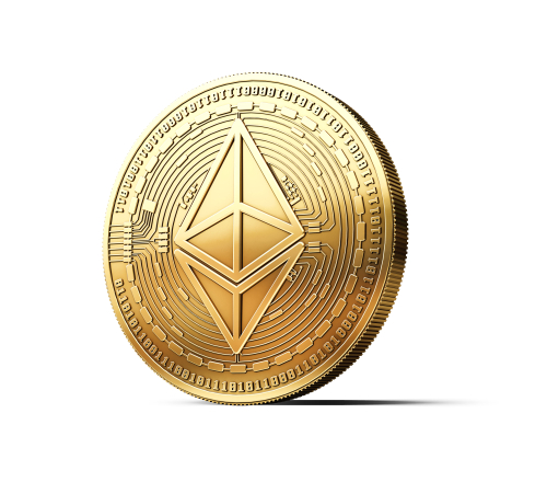 Moneda de Ethereum