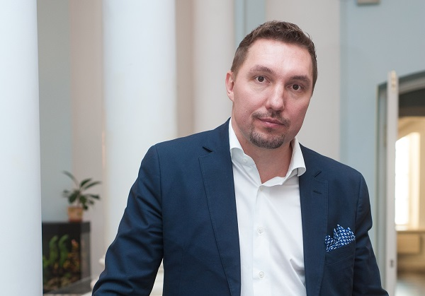 Dmitry Marinichev, the President's Internet ombudsman