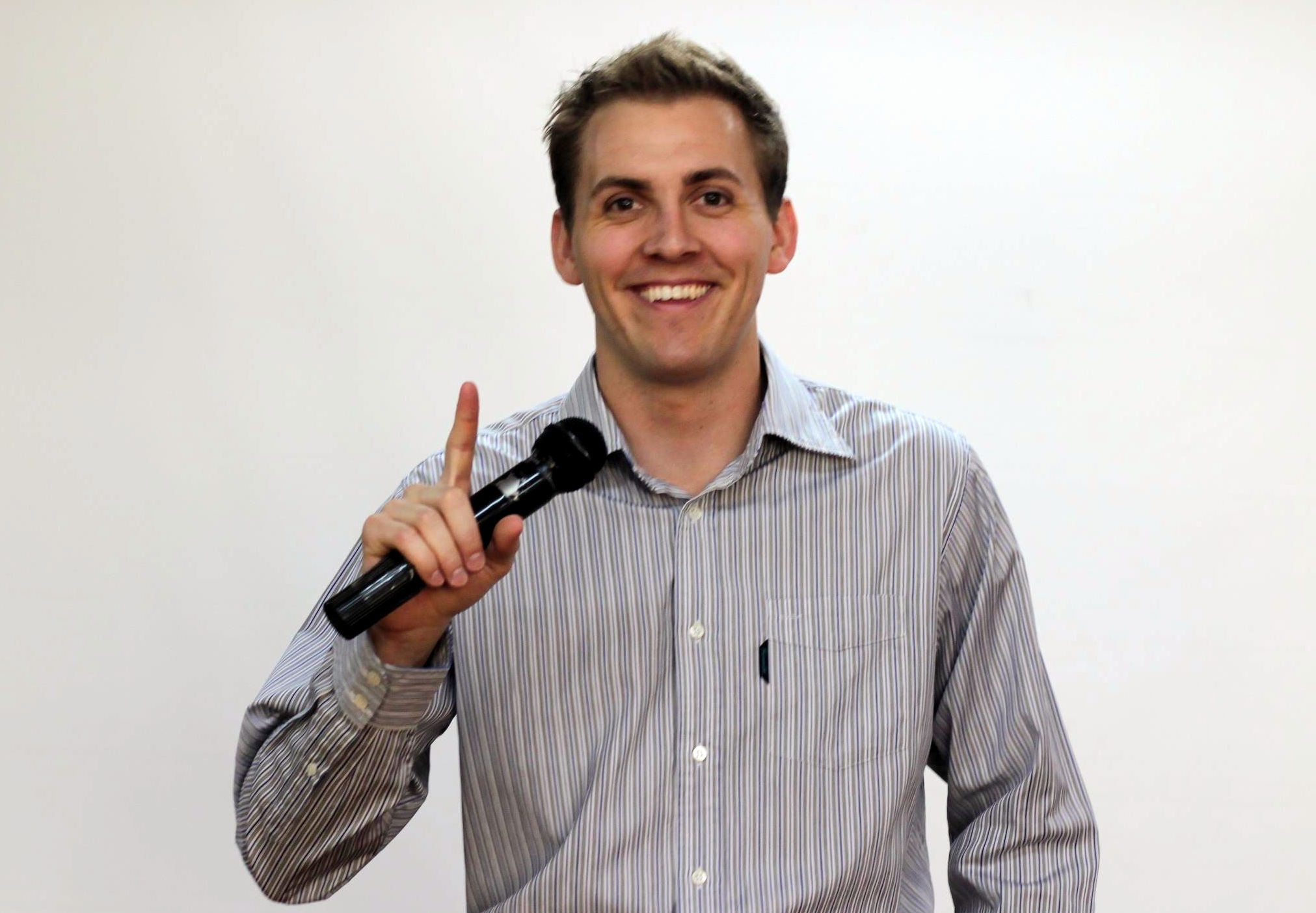 Mike Gropp, BitBays Co-Founder