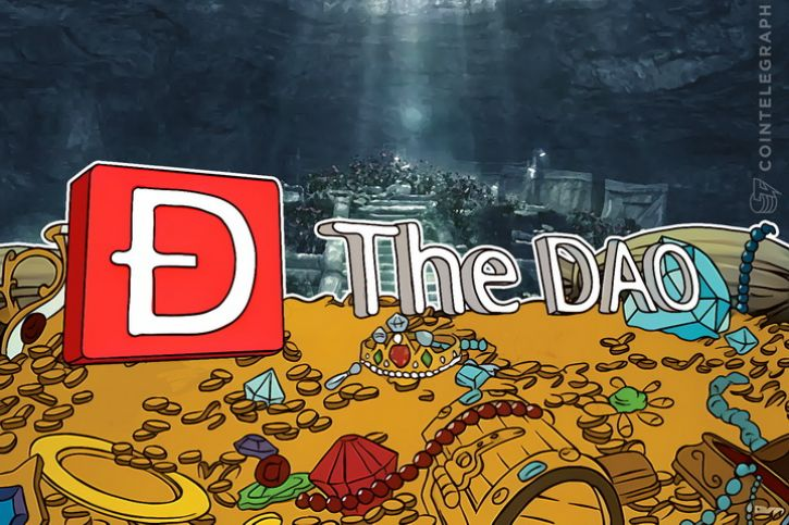 The DAO and treasure