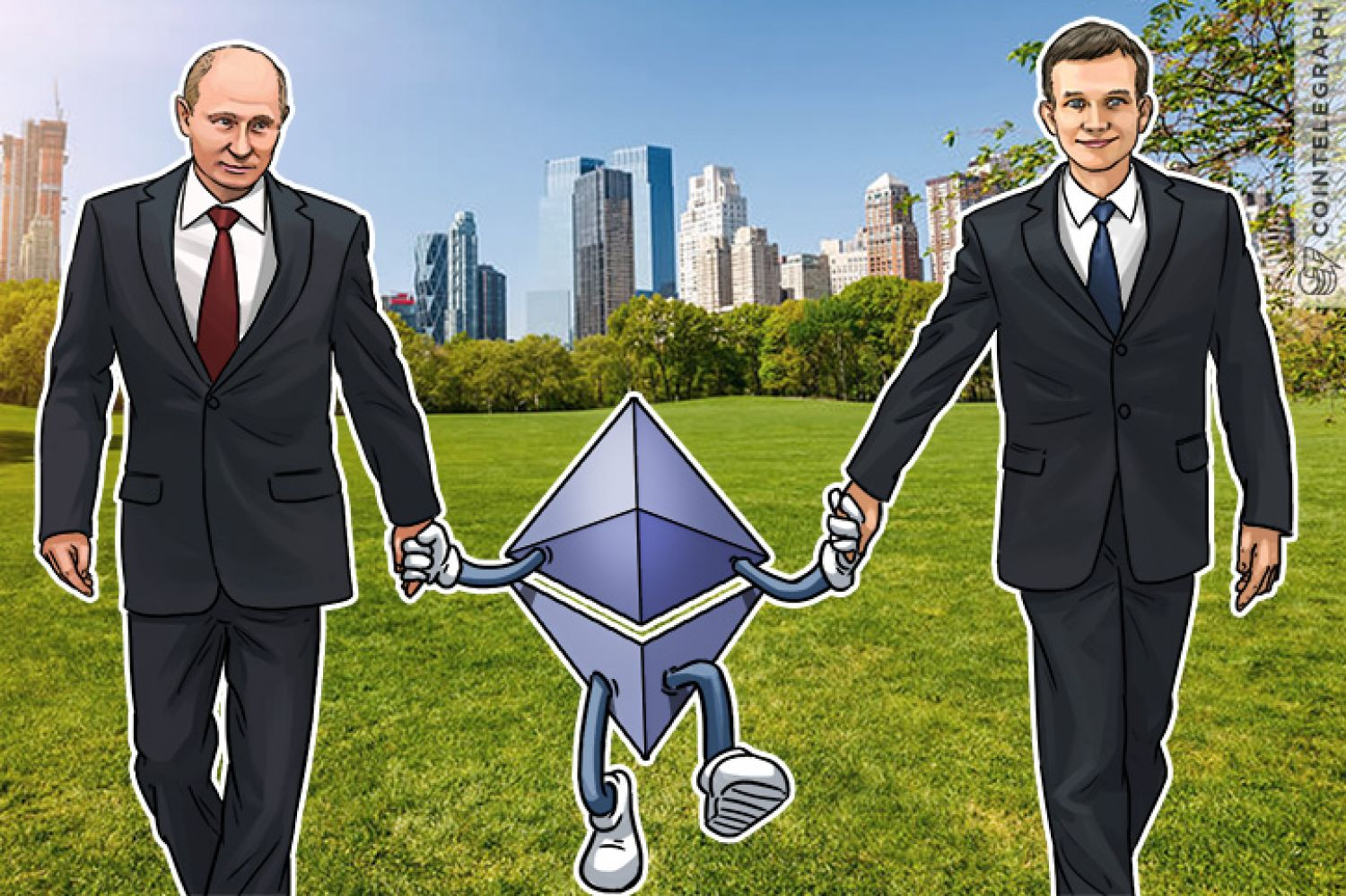 Putin, Buterin and an Ether