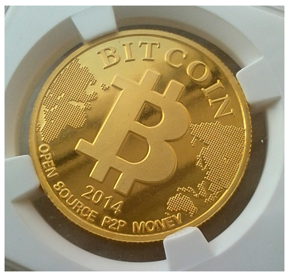 Pure Gold Physical Bitcoins Minted in China | Cointelegraph