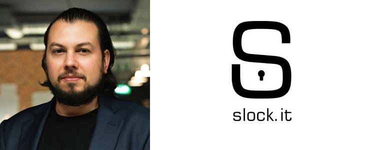 Stephan Tual, Founder of Slock.it
