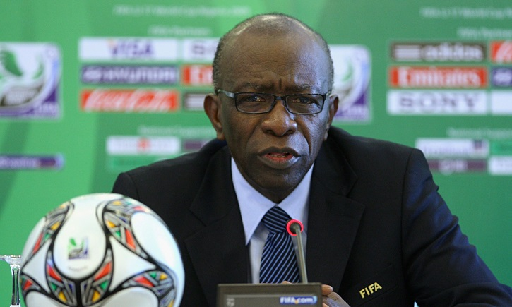 Jack Warner, the former FIFA vice-president and ex-chief of CONCACAF
