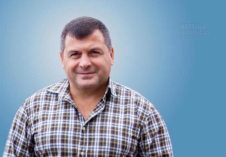 Nikolay Oganezov, Chairman of Self-Regulated Association of Betting Providers