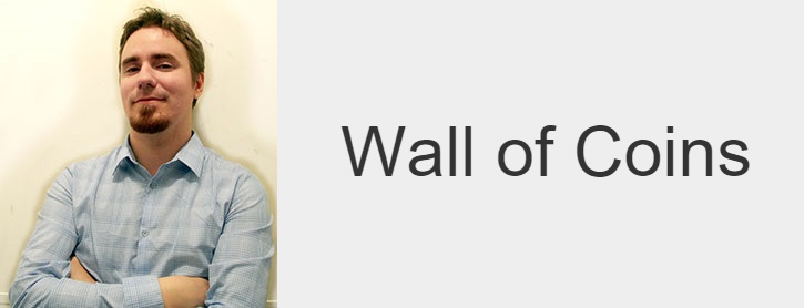Robert Genito, CEO of Genitrust and owner of Wall of Coins