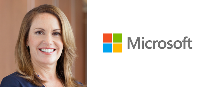 Peggy Johnson, Microsoft Executive Vice President, Business Development