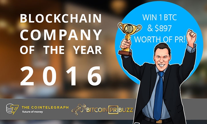 Blockchain Company of the Year