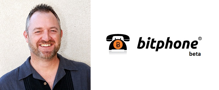 Gavin Stevens, founder of Bitphone