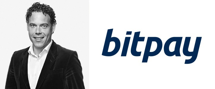 Sonny Singh, the CCO of BitPay