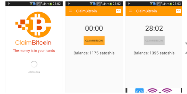 Claim bitcoin app - Efficient bitcoin mining rig