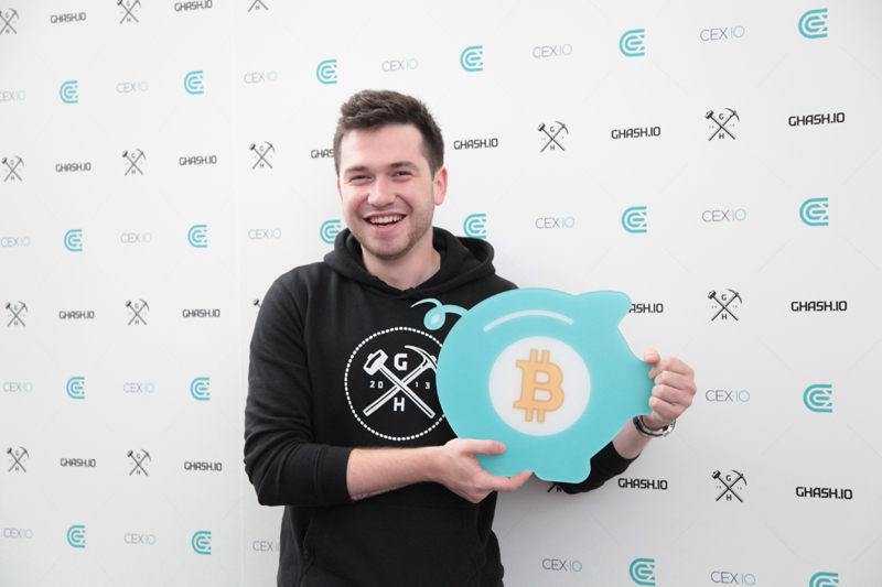 CEX.io's Jeffrey Smith