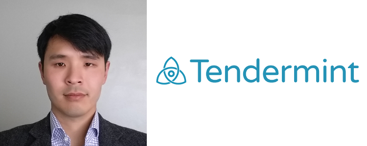 Jae Kwon, Founder and CEO of Tendermint