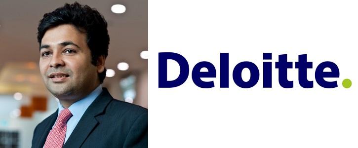 Mohit Mehrotra, an executive director at Deloitte Consulting