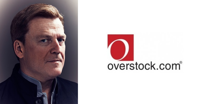 Overstock and its visionary leader, Patrick Byrne