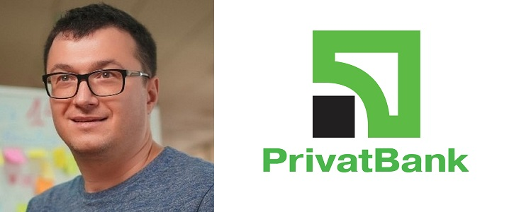 Alexander Vityaz, Corezoid Founder and PrivatBank's head of ecommerce