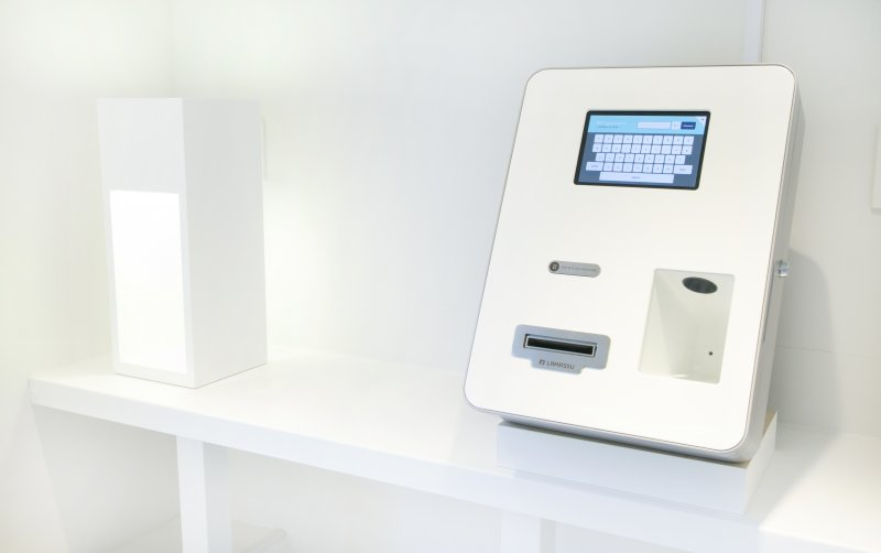 Japanese company Fujicrypto installed a one-way Lamassu bitcoin ATM in their office