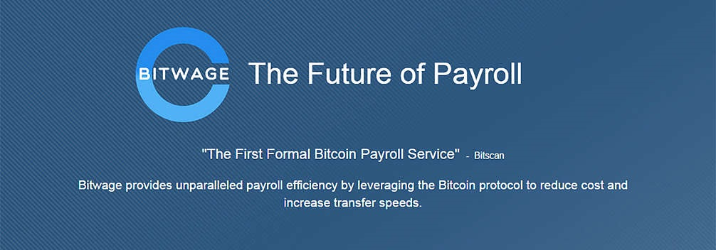 BitWage - The Future of Payroll