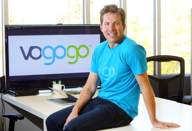 Geoff Gordon, CEO at Vogogo