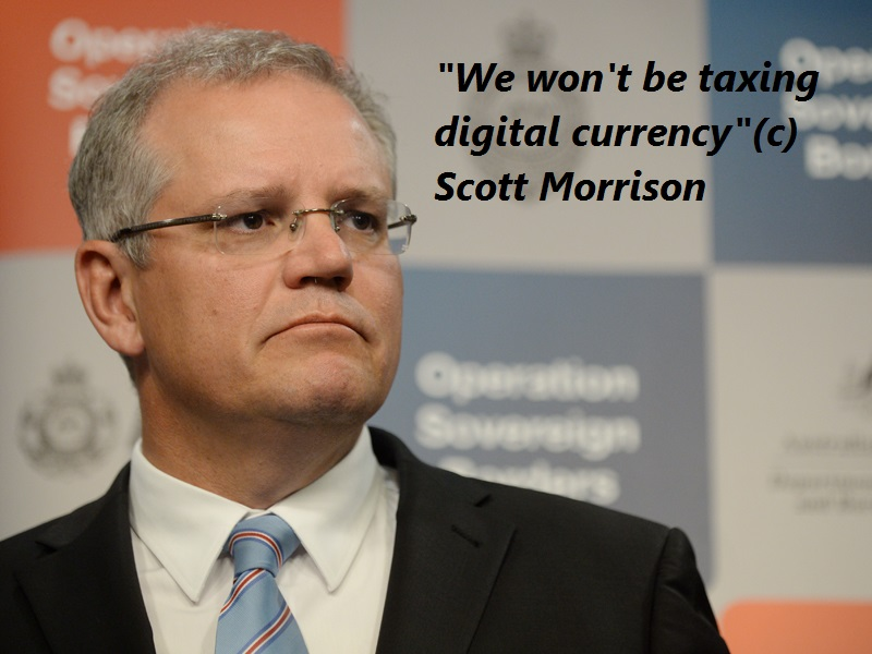 Scott Morrison, Australian Treasurer