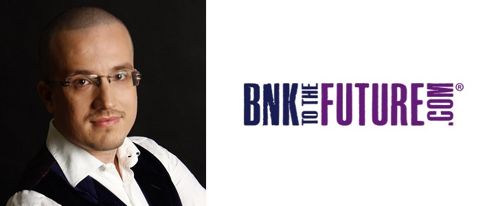 Simon Dixon, CEO BnkToTheFuture and Fund Manager Bitcoin Capital