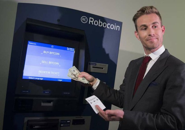 Robocoin's CEO Jordan Kelly