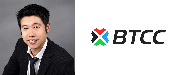BTCC's Chief Technology Officer, Mikael Wang