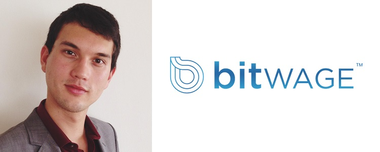 Jonathan Chester, CEO and Founder of Bitwage
