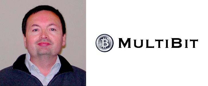 MultiBit developer Jim Burton