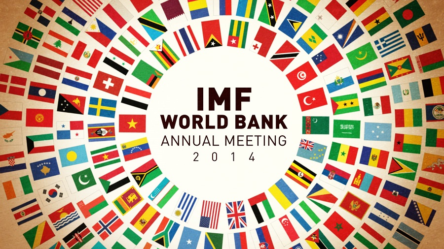 IMF World Bank 2014 Spring meetings