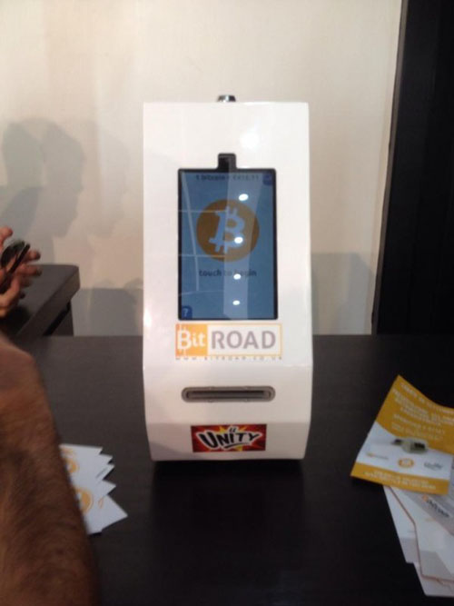 Bitcoin atm launch