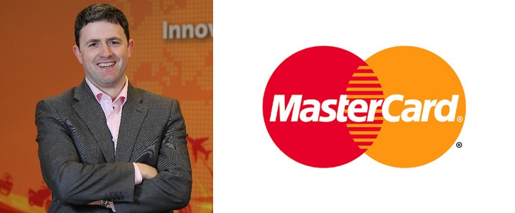 Garry Lyons, Chief Innovation Officer at MasterCard