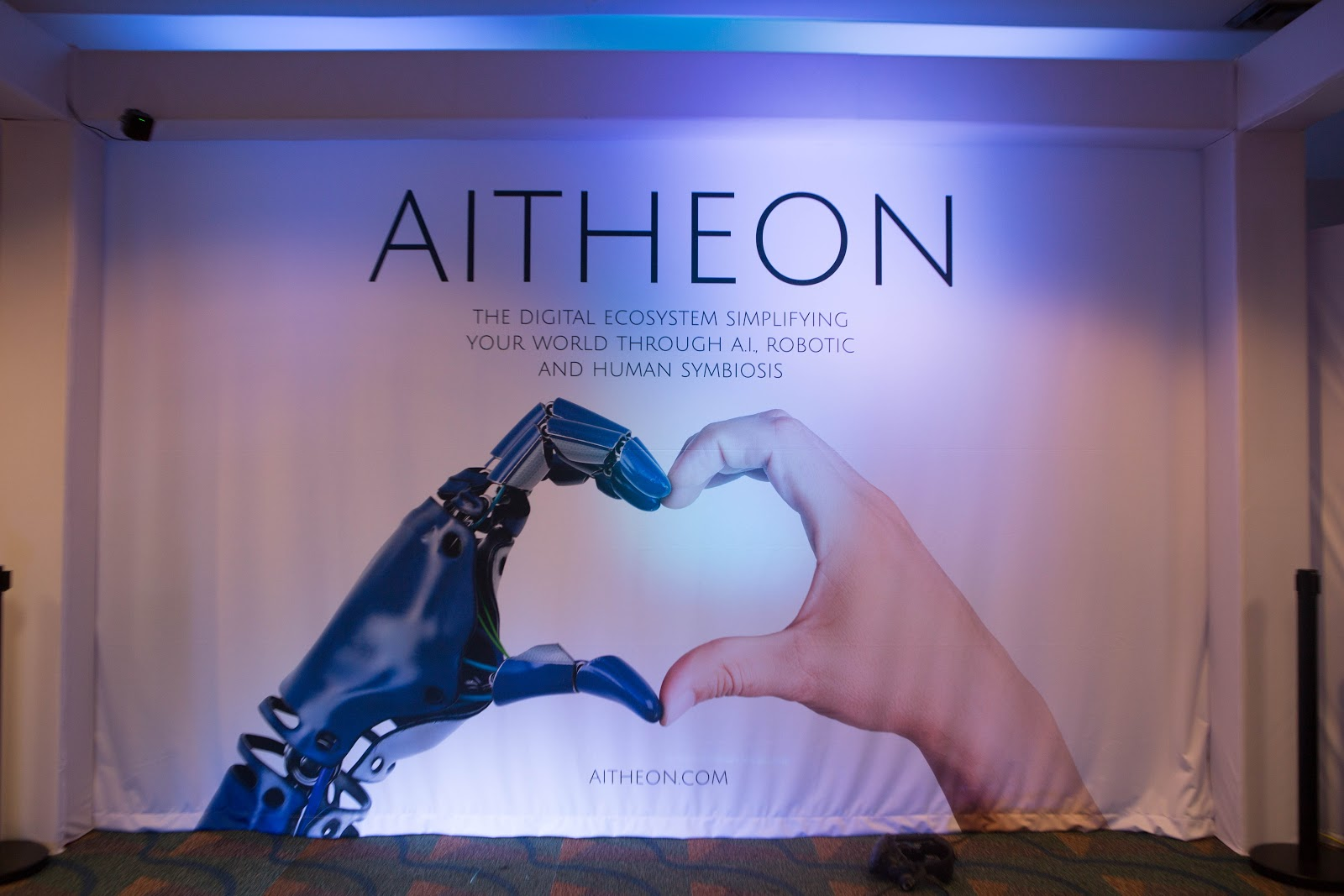 Andrew Archer's Aitheon Project