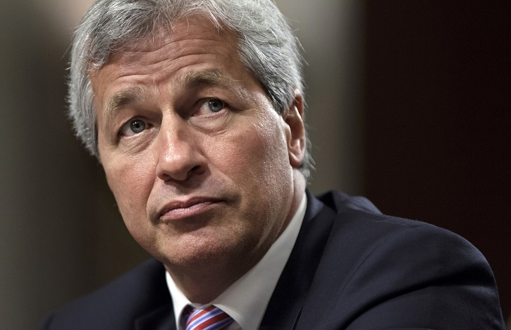 Jamie Dimon's, CEO at JP Morgan