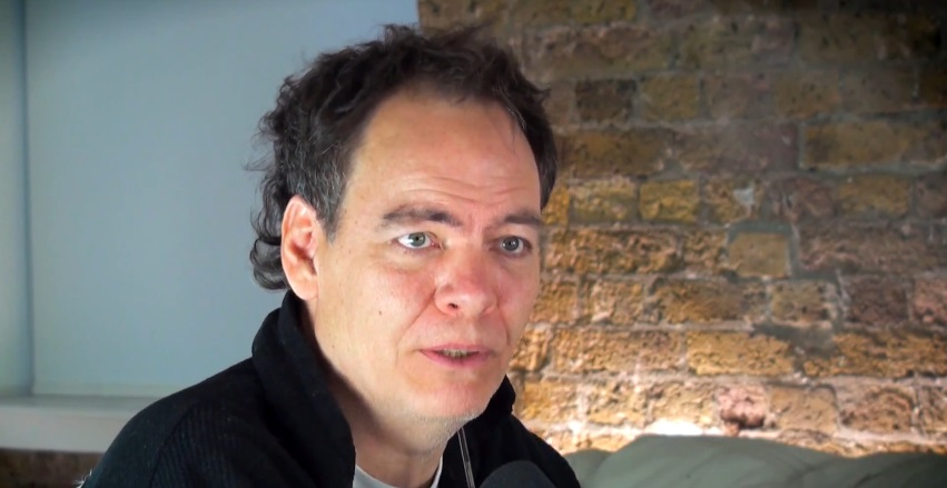 Co-founder of StartJOIN, Max Keiser