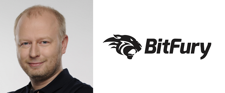 CEO and co-founder of BitFury, Valery Vavilov