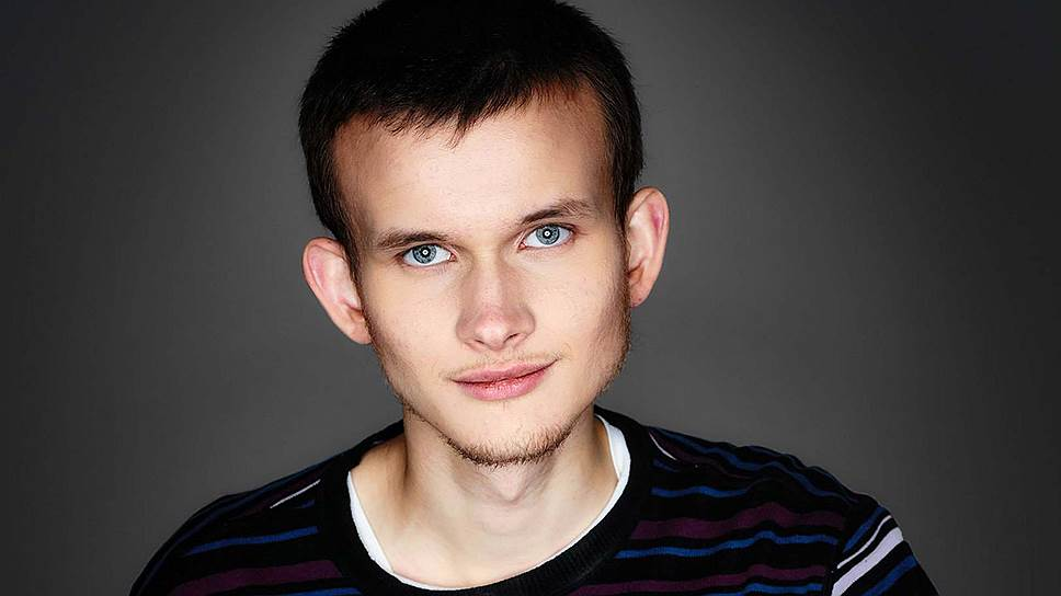 The Ethereum inventor and co-founder Vitalik Buterin