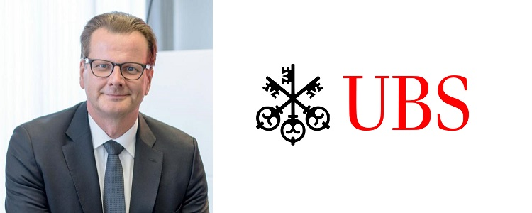 Oliver Bussmann, UBS's chief information officer