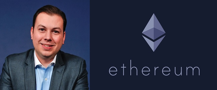 Stephen Tual, CCO of Ethereum