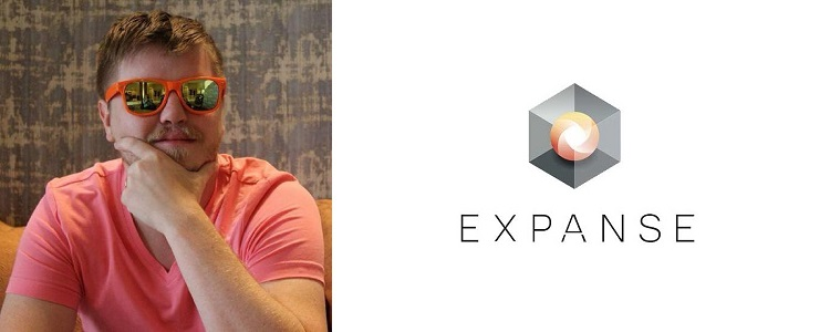 Christopher Franko, a Blockchain expert and Lead Developer at Expanse