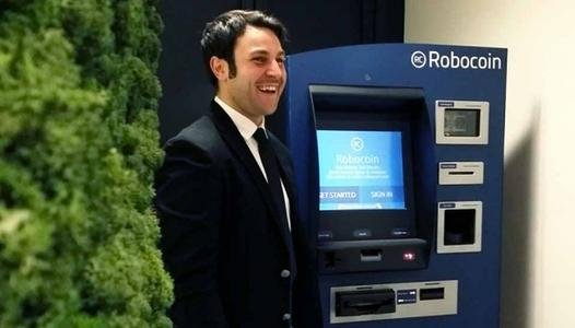 In Milan, co-working space Talent Garden has installed a two-way Robocoin kiosk