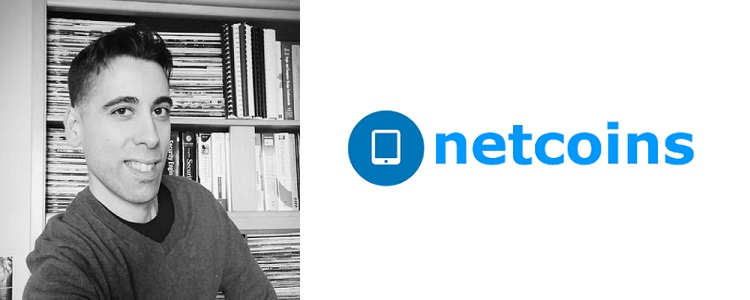 Michael Vogel, Founder of Netcoins