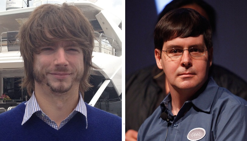 Oliver Janssens and Gavin Andresen
