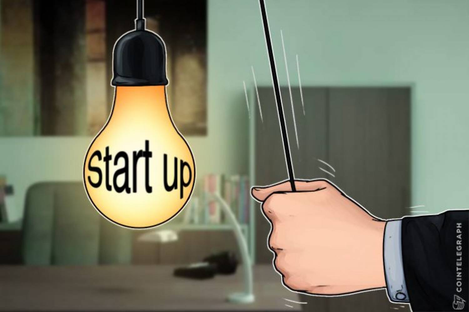Startup as a lamp