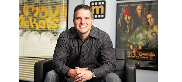 Movietickets.com CEO Joel Cohen